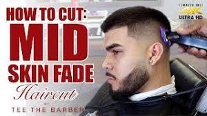 deron williams hair dye basketball haircut tutorial w voice instructions deron williams