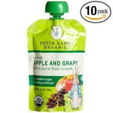 rabbit organics reviews rabbit organic fruit puree review and giveaway closed