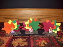 thanksgiving crafts thanksgiving place card holders