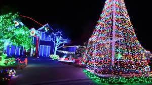 christmas light show ct xmas light show at anna ct cedar park tx youtube