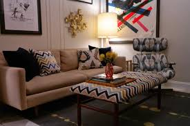 Living Room Without Coffee Table by After Dinner Design D I Y Tutorial How To Recover An Ottoman Or