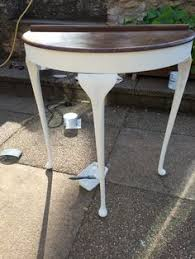 Half Moon Table Half Moon Table For Aesthetical Look Hometowntimes G