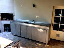 meuble cuisine d été meuble cuisine d ete bc3a9ton circ3a9 meuble cuisine dete exterieur