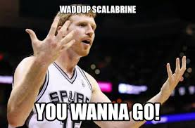 Brian Scalabrine Memes - total frat move rebuttal matt bonner nba s true frattest player