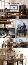 the 25 best sit stand desk ideas on pinterest standing desks