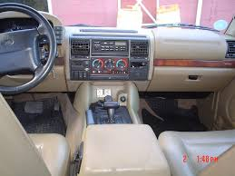 land rover 1999 interior 1998 land rover discovery 2 news reviews msrp ratings with