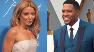 michael strahan new haircut kelly ripa has cut all ties with michael strahan and so has her