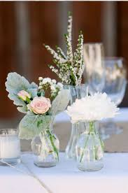 wedding centerpieces with vases