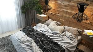 chambre deco bois idee deco chambre mur bois gawwal com