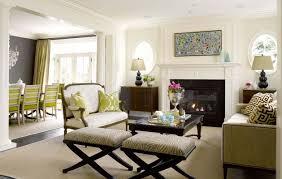 small family room design ideas beautiful curtain windows tv above