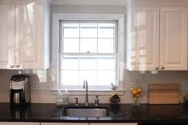 Kitchen Shades Green Street Before And After Kitchen Flat Roman Shade