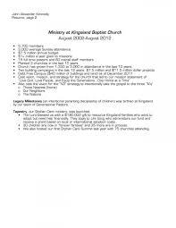 Pastors Resume Sample by Resume Ministry Resume