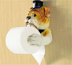 novelty toilet paper holder dog toilet paper holder emilyevanseerdmans com