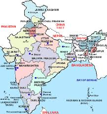 map of nepal and india stationery india