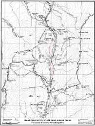 New Hampshire State Map by Early Spring Ride Down The Franconia Notch Bike Path U2013 Nh State Parks