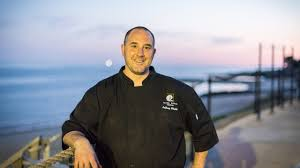 chef anthony silvestri at ocean house in dennisport ma on
