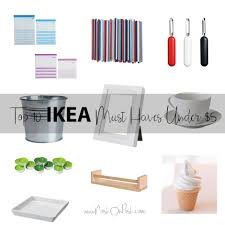 10 Must Haves For A by Top 10 Ikea Must Haves 5 Nosh On Posh