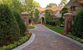 front entrance lighting ideas driveway entrance lighting ideas landscape traditional with brick