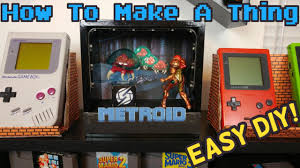 game room ideas nintendo diorama youtube