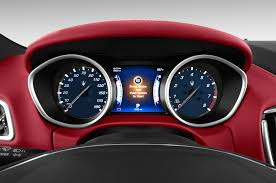 maserati ghibli red 2015 maserati ghibli gauges interior photo automotive com