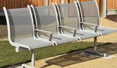outdoor seating benches u0026 street furniture for public u0026 use