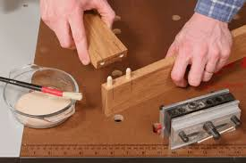 build dowel joint face frames woodworking