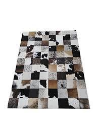tappeti pelle di mucca zerimar tappeti pelle di mucca modello patchwork misure 180x240
