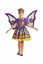 stained glass fairy costume for girls chasing fireflies