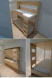 Plans For Wooden Bunk Beds by Easy Strong Cheap Bunk Bed Diy Wood Projects Pinterest