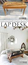 Repurpose Changing Table by Repurposed Piano Bench Lap Desk Prodigal Pieces