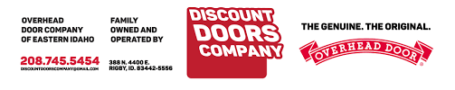 Overhead Door Company Locations Idaho Falls Garage Doors Garage Door Installation Discount