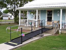 Handicap Handrail Things To Keep In Mind While Building Handicap Ramps Boston