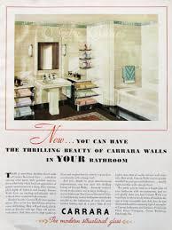 1930s bathroom 1933 carrara tiles ad structural glass wall tiles 1930s