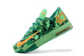 kd easter edition nike kevin durant kd 6 vi easter light lucid green atomic mango