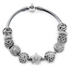 silver star charm bracelet images 10 best pandora inspiration galaxy images jpg
