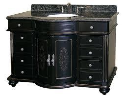 48 bathroom vanity with granite top bath vanity base white top