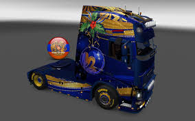 new truck volvo 2017 skin pack new year 2017 for iveco hiway and volvo 2012 2013