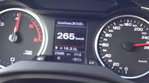 audi q7 3 0 tdi top speed audi a4 b8 3 0 tdi 317hp 100 277km h top speed