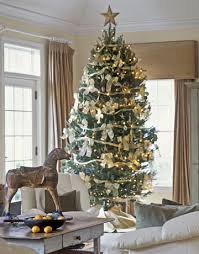 yuletide reverie silver tree silver and