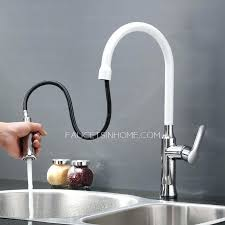moen kitchen faucets white motes single pull kitchen faucet white side faucets out