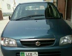 suzuki alto vxr cng 2009 for sale in lahore pakwheels