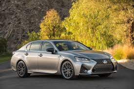 lexus yellow 2016 lexus gs f first test review motor trend