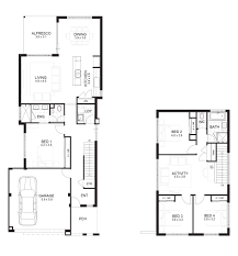 100 4 bedroom 2 story house plans 12 2 bedroom bathroom