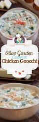 Olive Garden Family Of Restaurants Olive Garden Chicken Gnocchi Soup Copycat