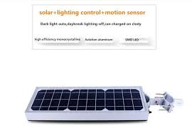 Security Flood Lights Outdoor by Solar Dimmable Security Flood Light With Pir Motion Sensor And