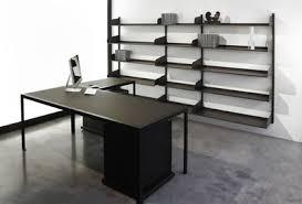 grand bureau noir module d angle pour bureaux tavolo office l 80 cm noir demi