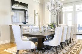 pillar candle chandelier dining room traditional with wall mirrors