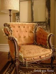 1 295 00 for a torn up chair a bit too shabby chic for me thank