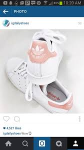 stan smith light pink shoes pink salmon salmon adidas adidas shoes white dress