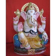 statue with ganesh ji statue with snake belt at rs 15000 ganesh ki
